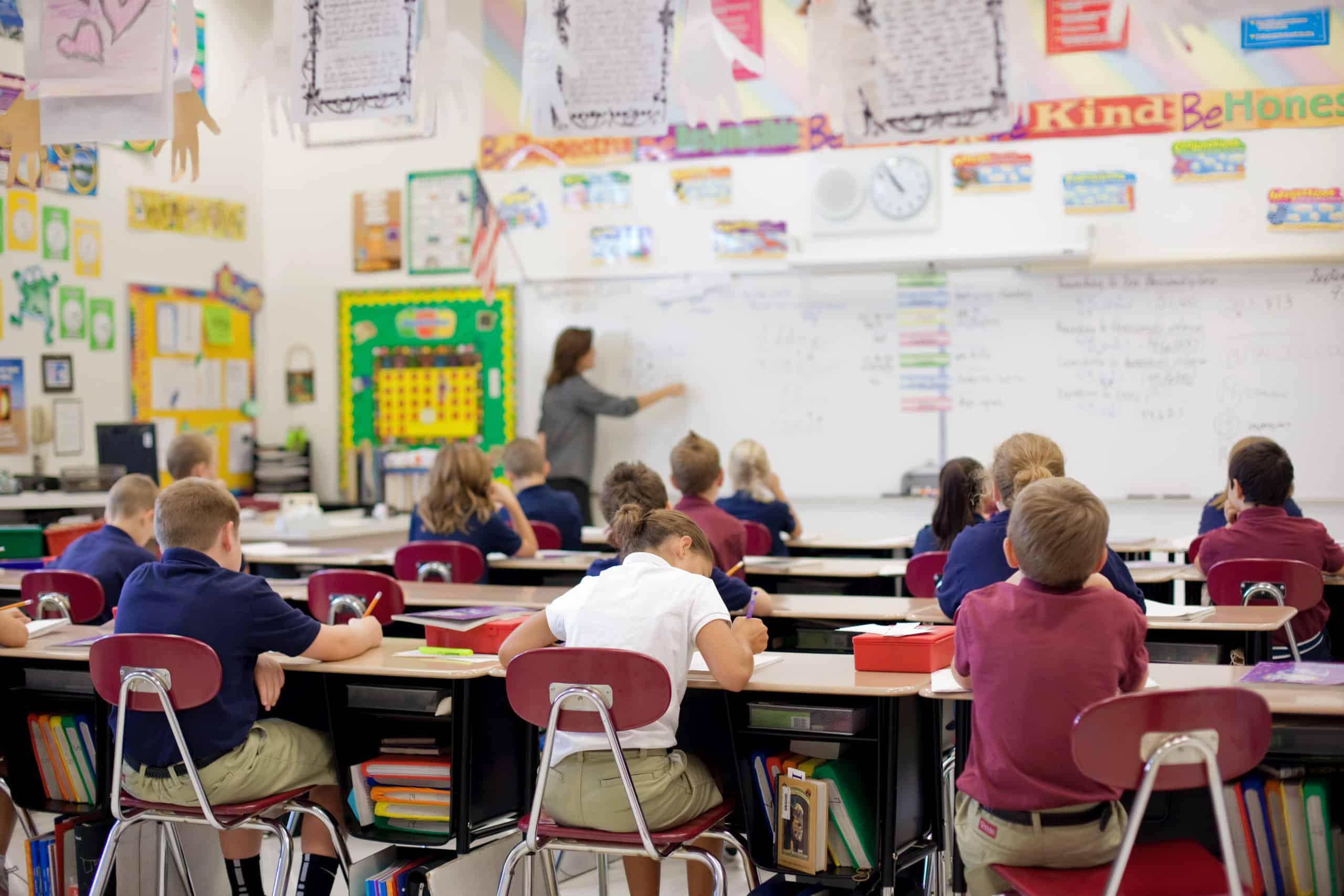 LVDS Classroom